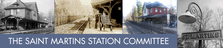 THE SAINT MARTINS STATION COMMITTEE